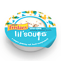 Lil' Soups With Tuna In A Velvety Chicken Broth
