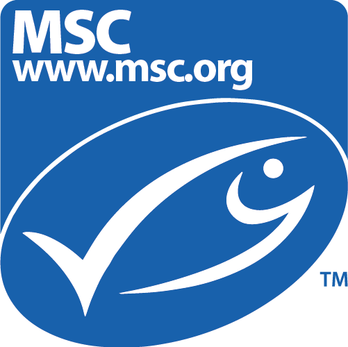 MSC Certified Sustainably Sourced