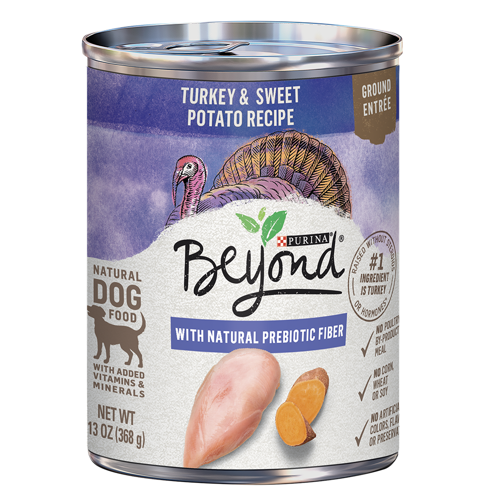 Beyond Turkey & Sweet Potato Recipe Ground Entree