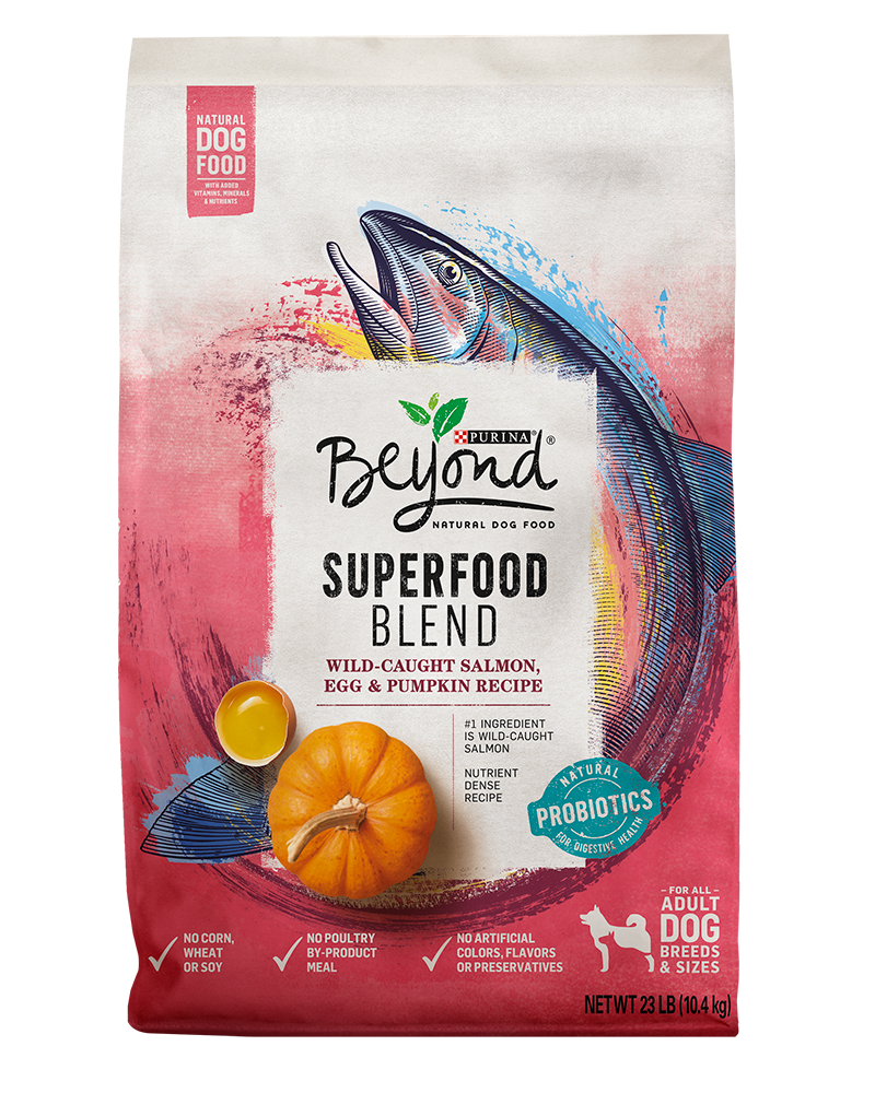 Superfood blend package