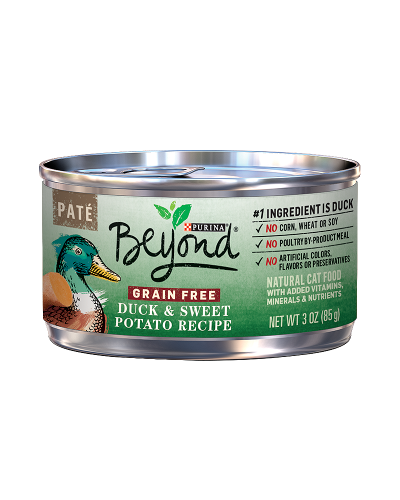 beyond-grain-free-duck-wet-cat-food