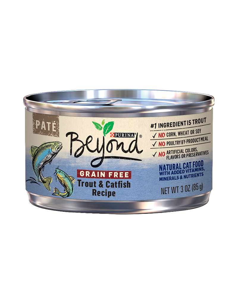 Beyond Pate Trout and Catfish
