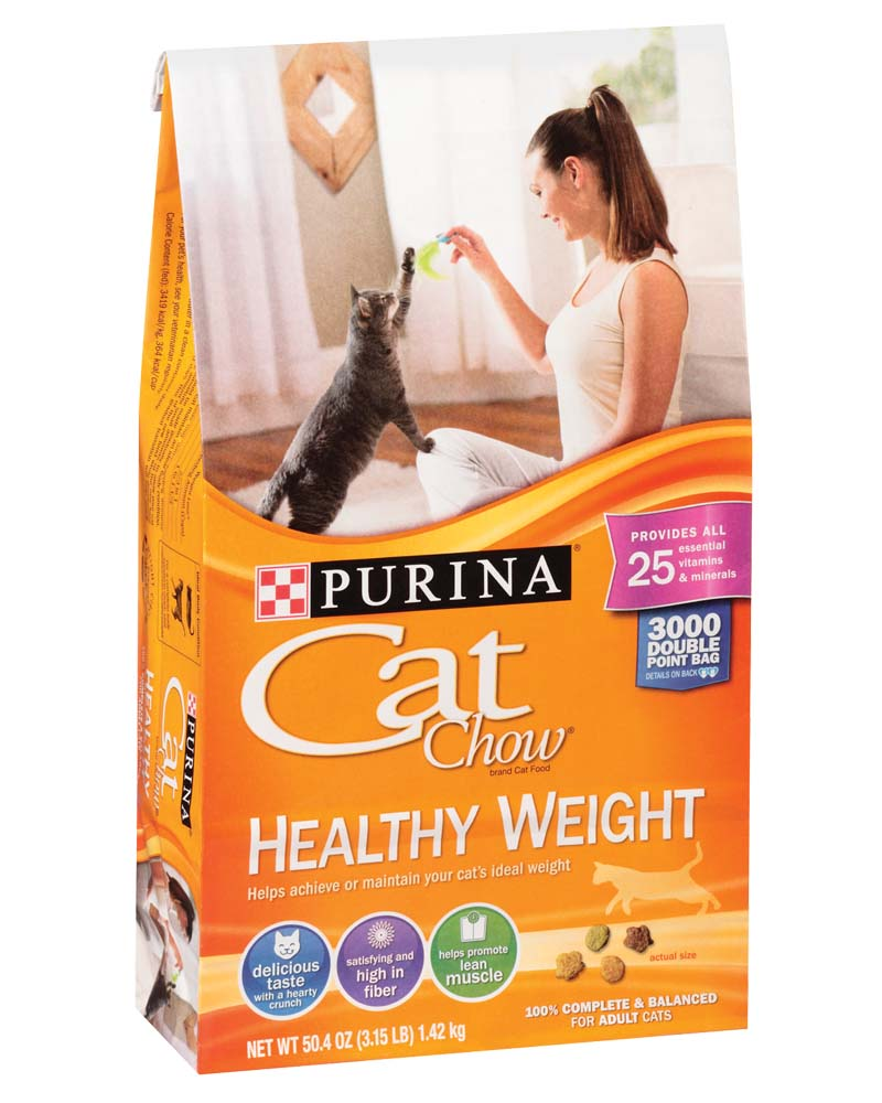 Purina® Cat Chow® Healthy Weight