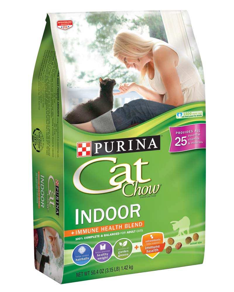 Purina® Cat Chow® Indoor