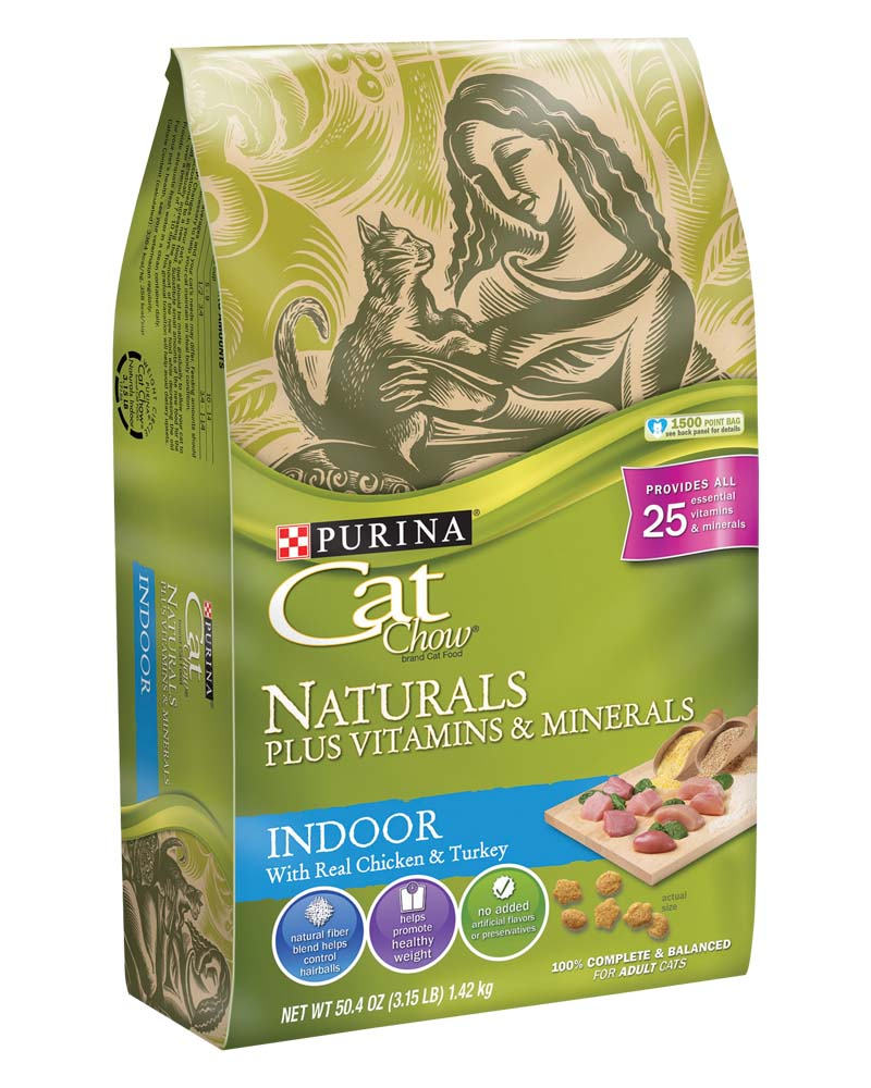 Purina® Cat Chow® Naturals Indoor