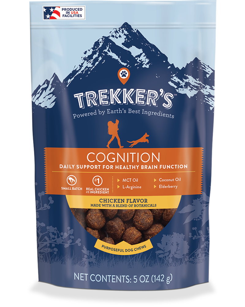 Trekker's Cognition Dog Chews