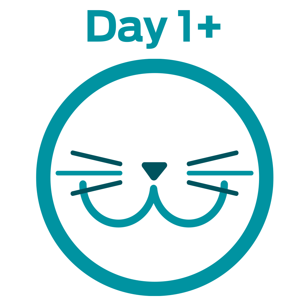 Purina one 28day challenge day 1
