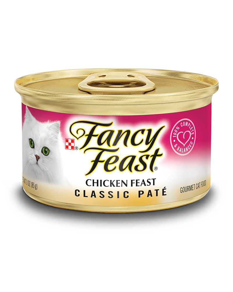 Fancy Feast Classic Paté Chicken Feast