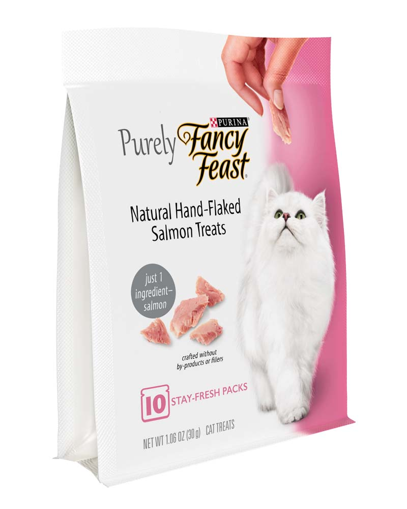 Hand Flaked Salmon Cat Treats