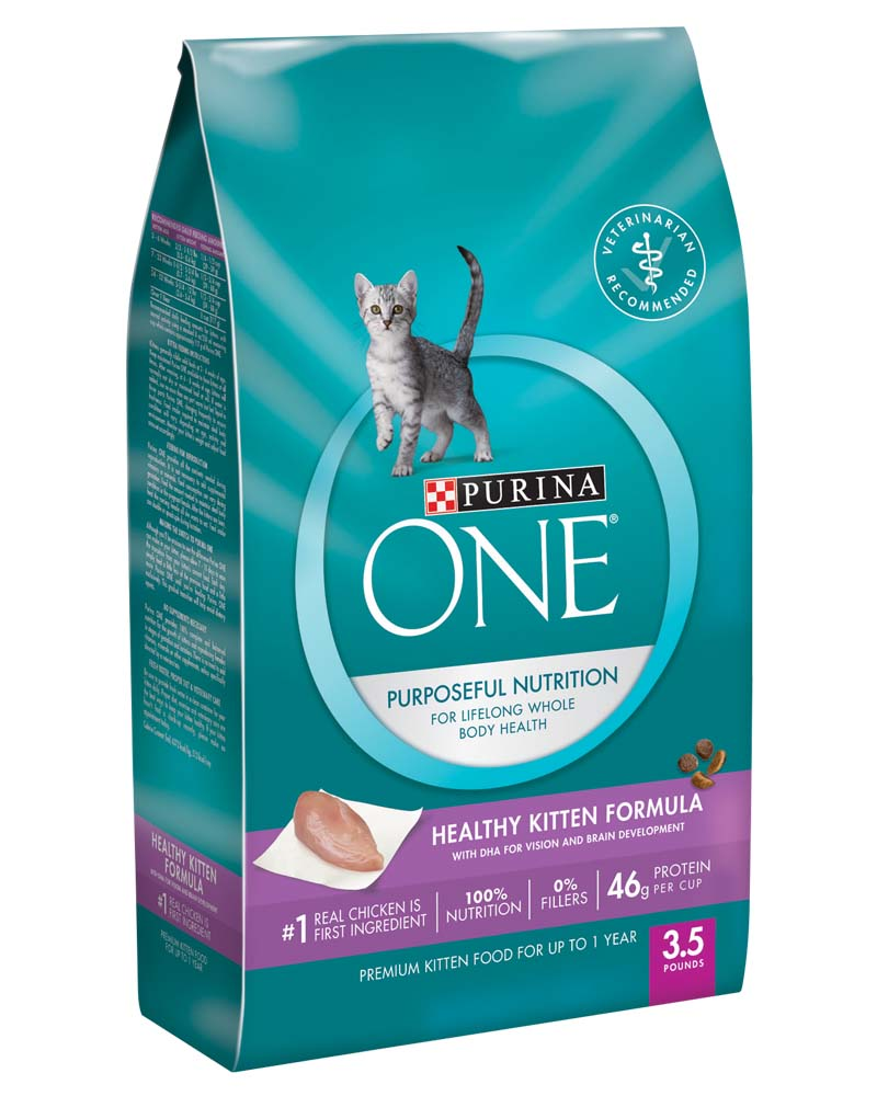 Purina ONE Healthy Kitten Formula