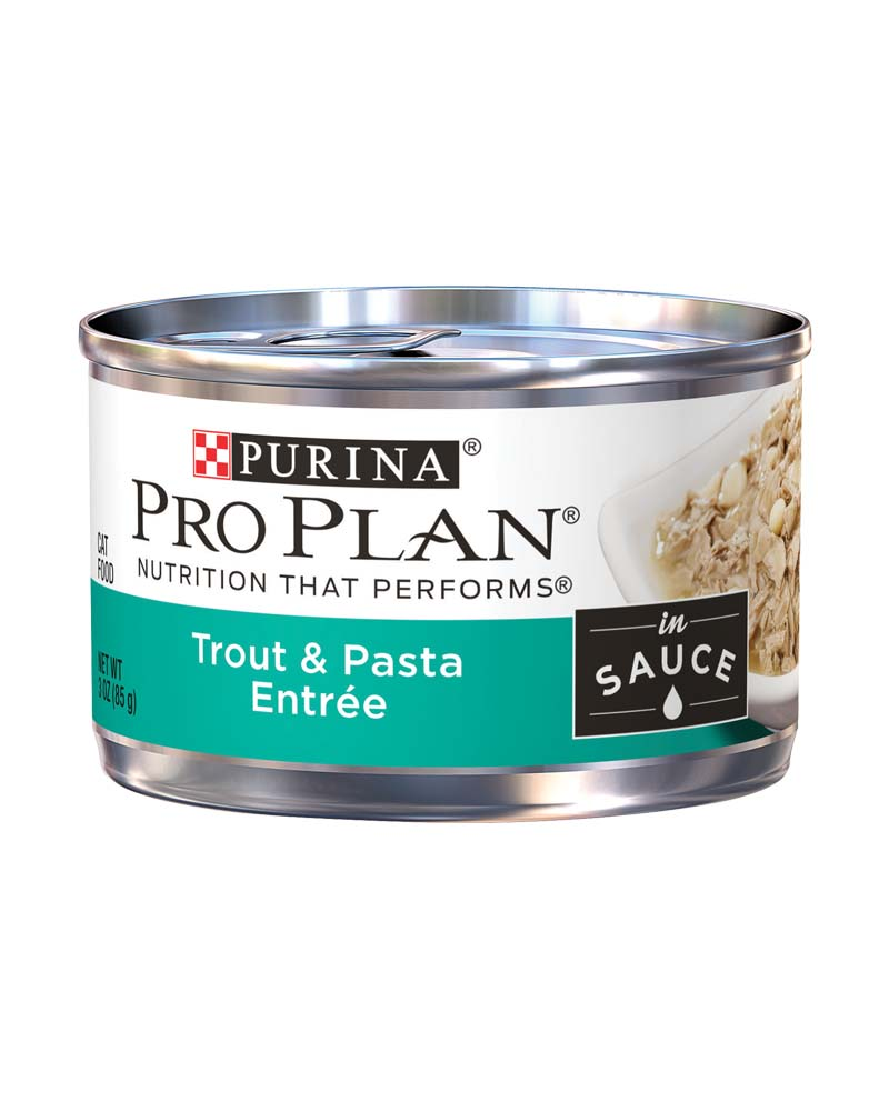 ProPlan Adult Trout & Pasta Entree in Sauce