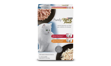 fancy feast purely variety pack