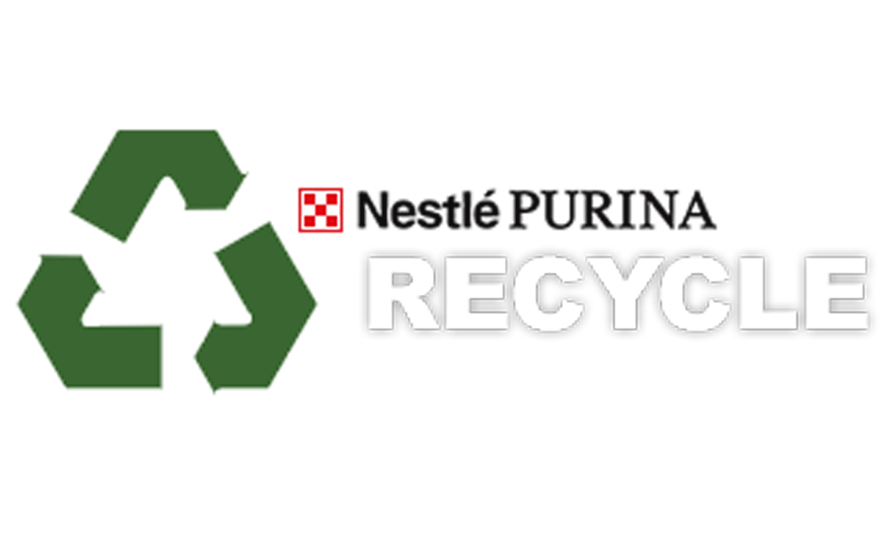 Nestle Purina Recycle logo