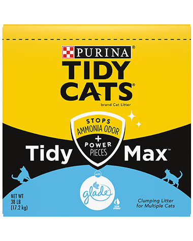 TidyMax-with-glade-clumping-litter