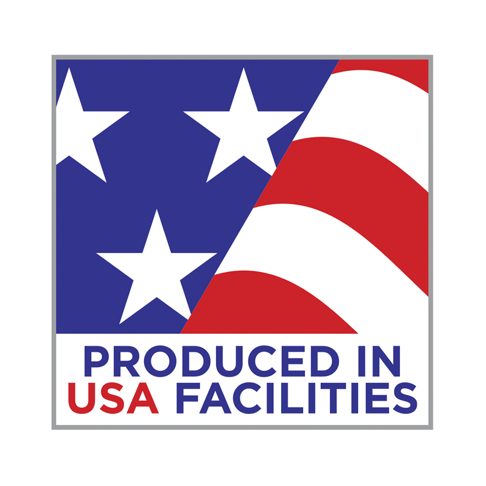 Produced in the USA Facilities