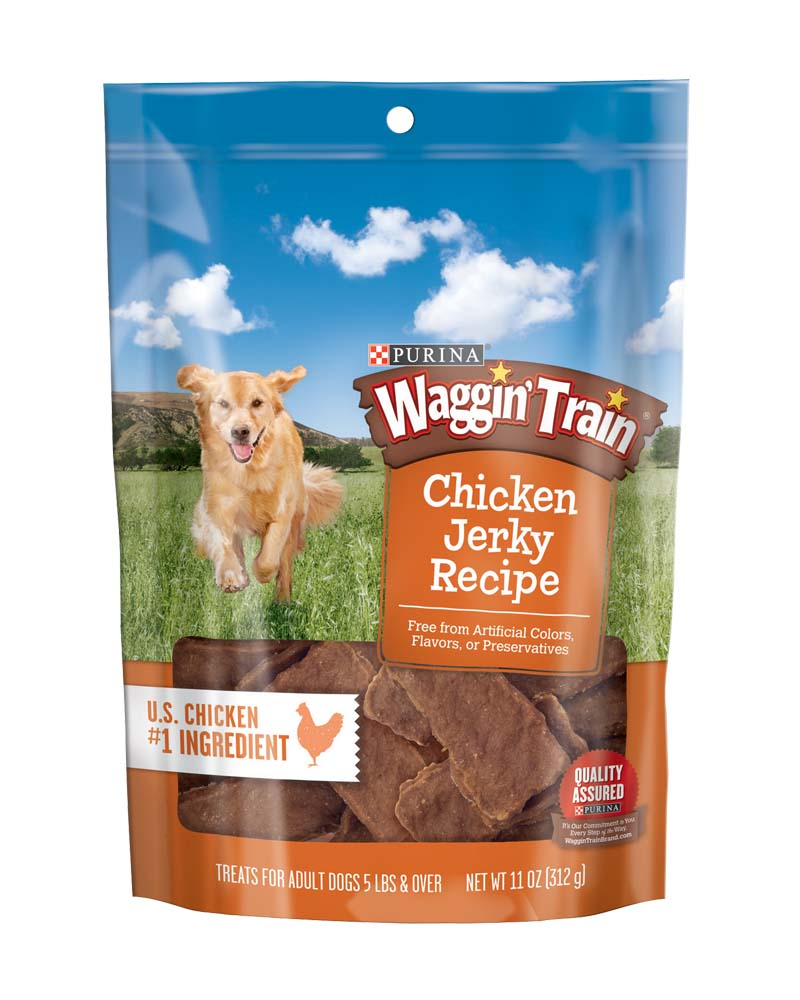 Waggin Train Chicken Jerky Recipe