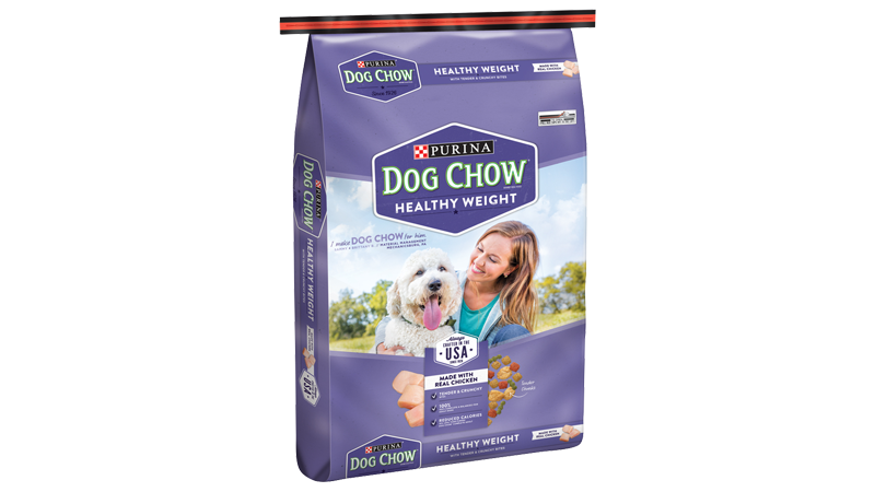 Healthy Weight Brand Dog Food