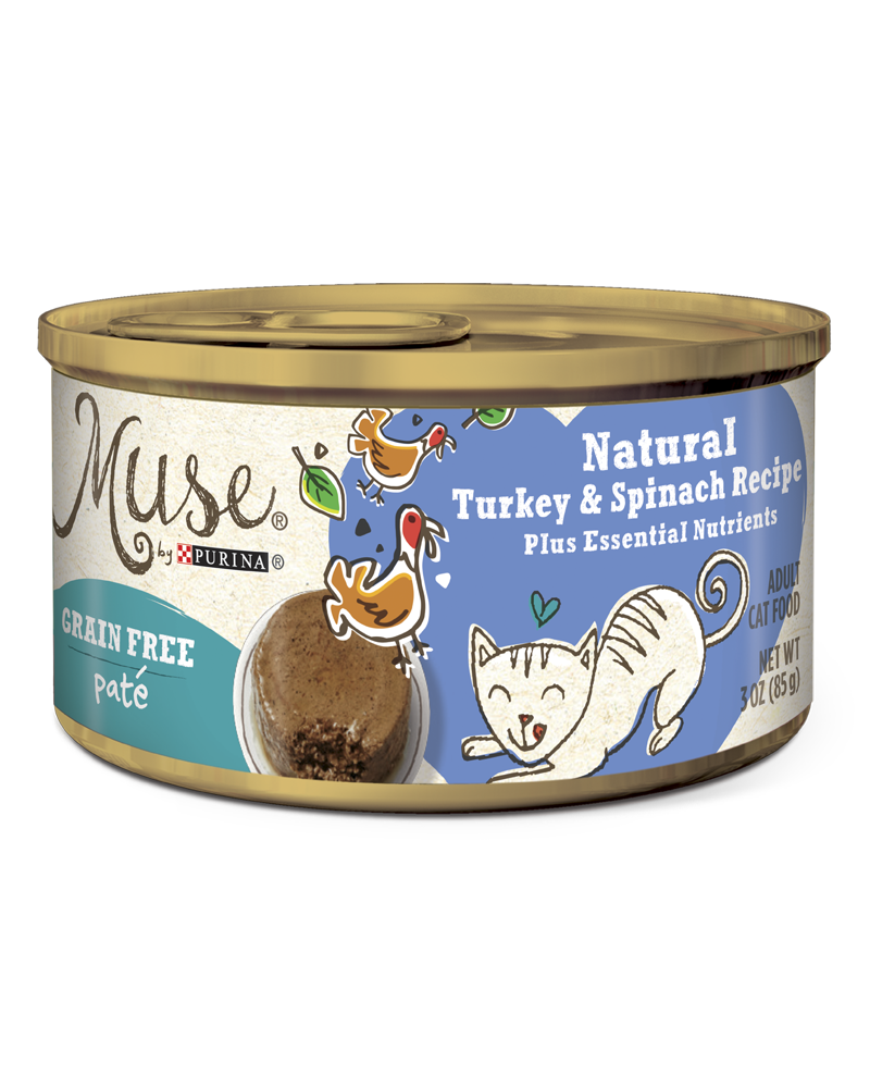 muse-turkey-spinach-pate-wet-cat-food