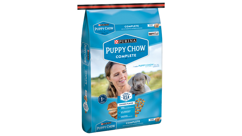Purina® Puppy Chow® Complete Brand Puppy Food