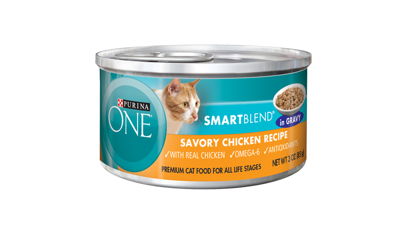 Smartblend® Savory Chicken Recipe in Gravy