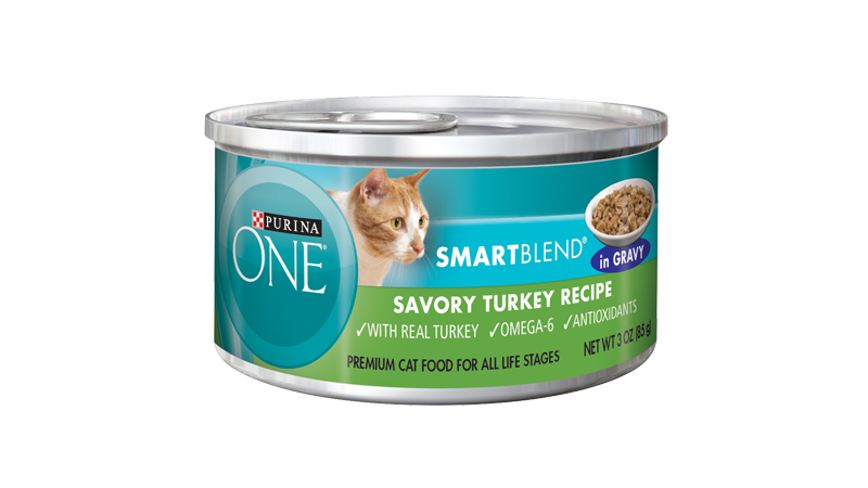 Smartblend® Savory Turkey Recipe Braised in Gravy