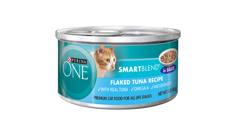Smartblend® Flaked Tuna Recipe Braised in Sauce