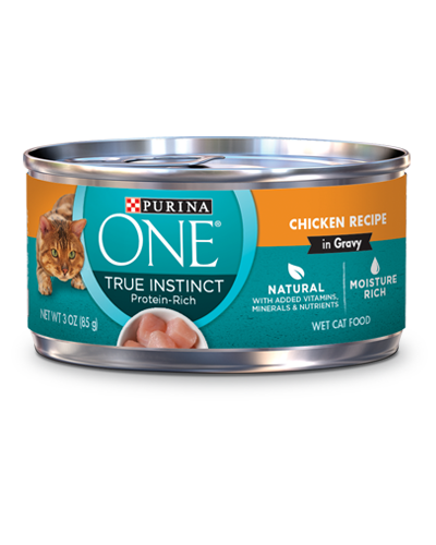 Purina ONE True Instincts Chicken Wet Cat Food