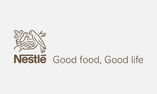 Nestle Good food, Good life. logo
