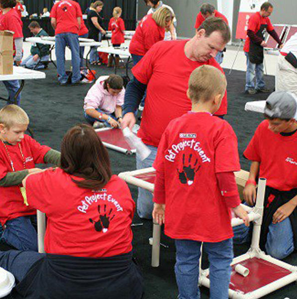 Purina Pet Project Event