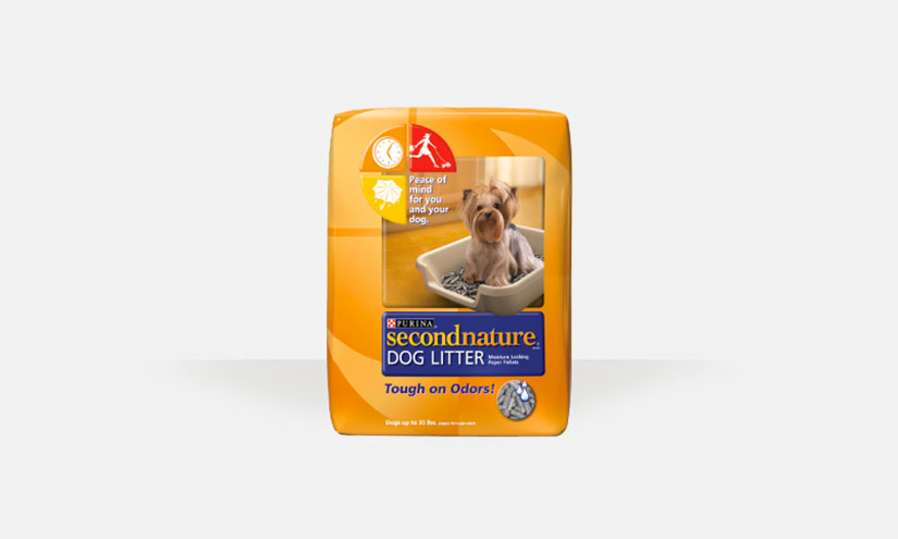 Second Nature Dog Litter