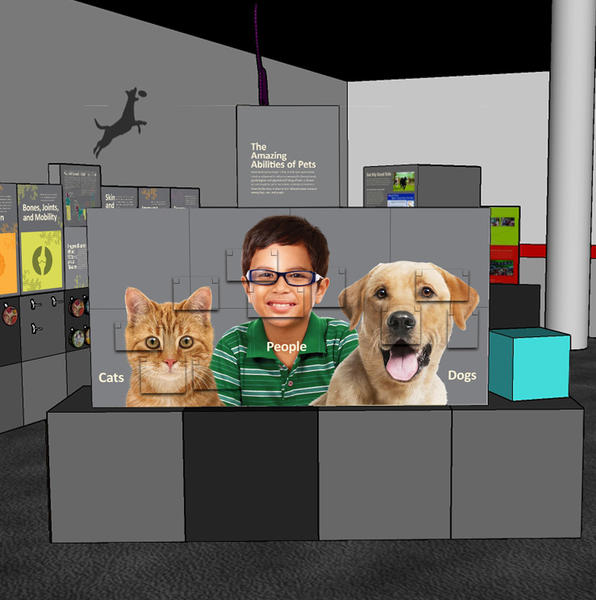 Better with Pets Exhibits