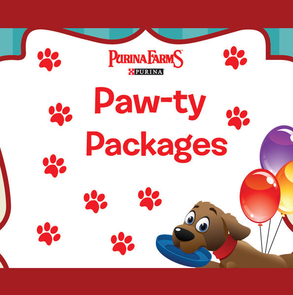 Paw-ty Packages CTA