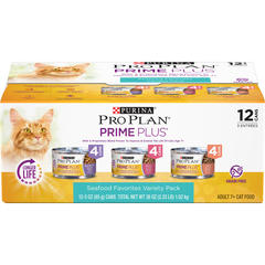 Pro Plan Prime Plus variety pack
