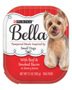 Bella With Beef & Smoked Bacon