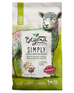 Purina Beyond Simply Ranch Raised Lamb & Whole Barley Recipe