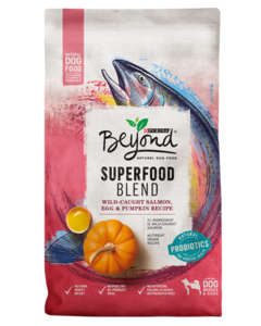 Purina Beyond Superfood Blend Salmon, Egg & Pumpkin Recipe
