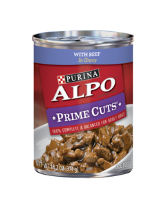 Prime Cuts with Beef in Gravy