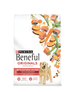 Beneful Originals with Salmon package image