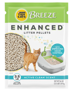 BREEZE_Enhanced Active Clean Scente_3.5LB_