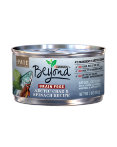Paté Grain Free Arctic Char & Spinach Recipe Wet Cat Food