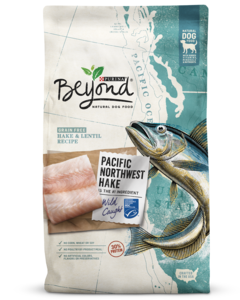 Beyond Dry Dog Food Hake Tuna