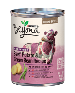 Grain Free Beef and Potato