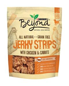 Jerky Strips Chicken and Carrots