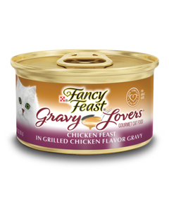Chicken Feast in Grilled Chicken Flavored Gravy