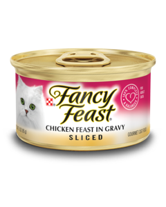 Sliced Chicken Feast in Gravy