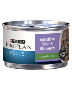 pro-plan-focus-sensitive-skin-stomach-duck-entree-grain-free-classic-wet-cat-food-product
