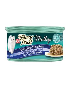 Fancy Feast Shredded Tuna Fare