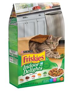 Friskies Indoor Delights®