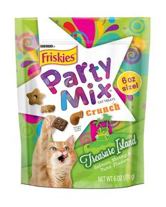 Party Mix Treasure Island