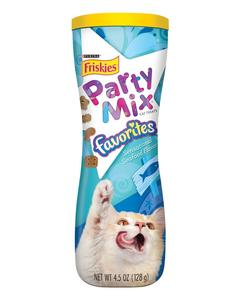 Party Mix Favorites Sensational Seafood Flavor